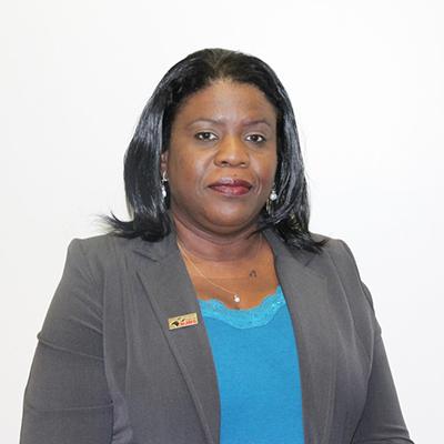 Ms. Paula Greene<br>Deputy Executive Director (Ag.)
