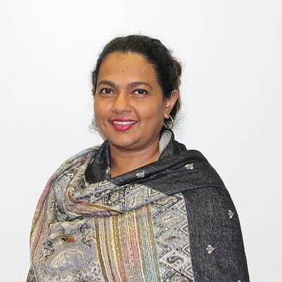 Ms. Primatie Persad<br>Director, Information Networks Division(Ag.)