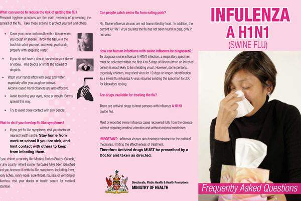 INFLUENZA A1H1N1 FAQs