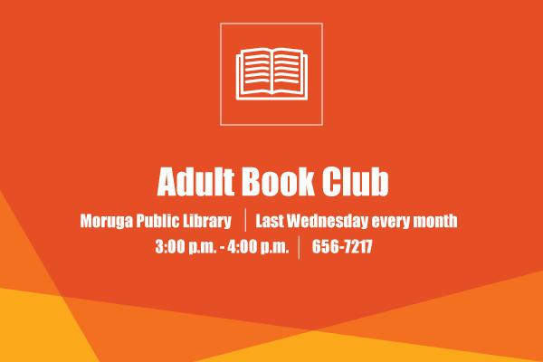 MORUGA PUBLIC LIBRARY