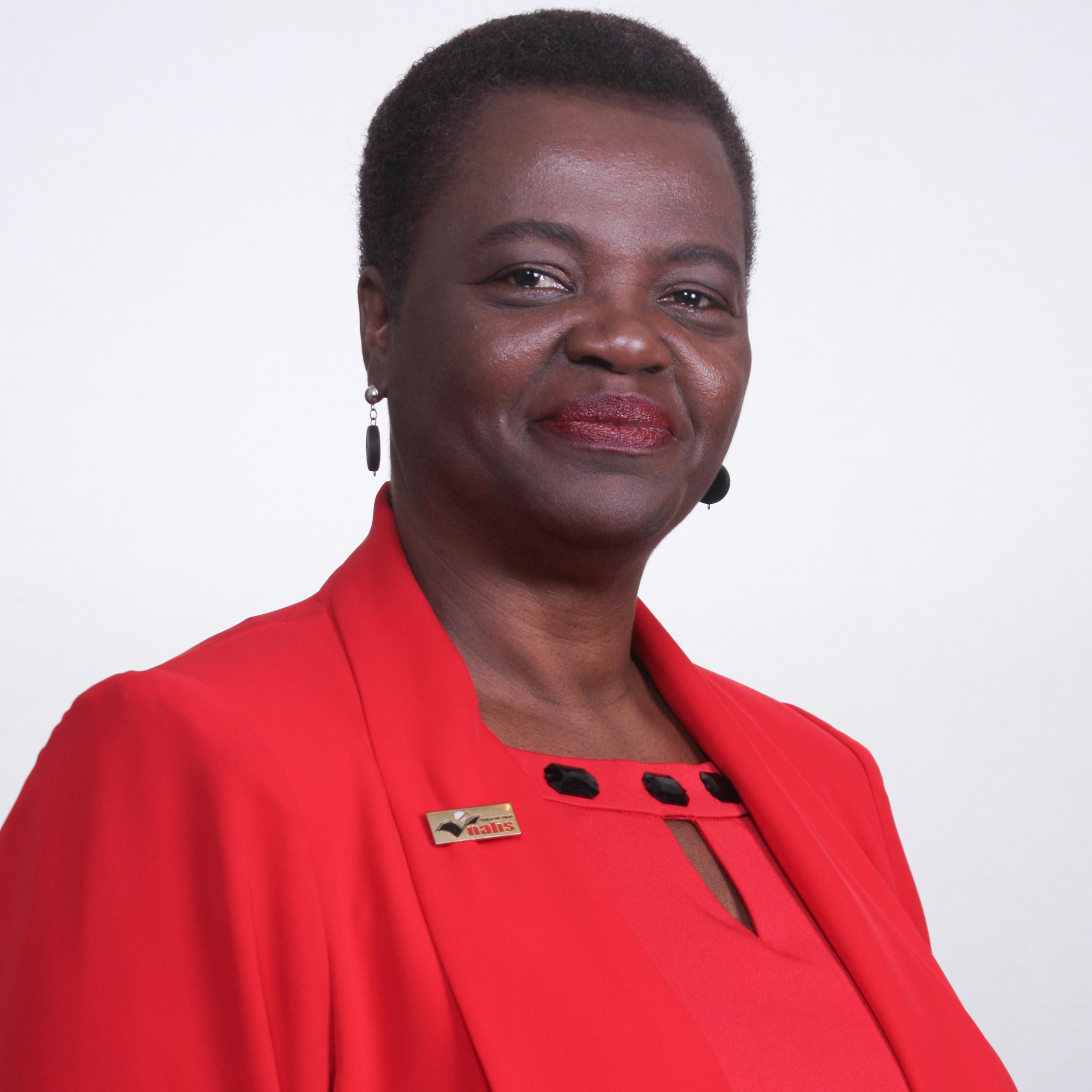 Mrs. Catherine Romain<br>Executive Director