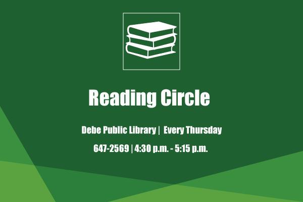 DEBE PUBLIC LIBRARY