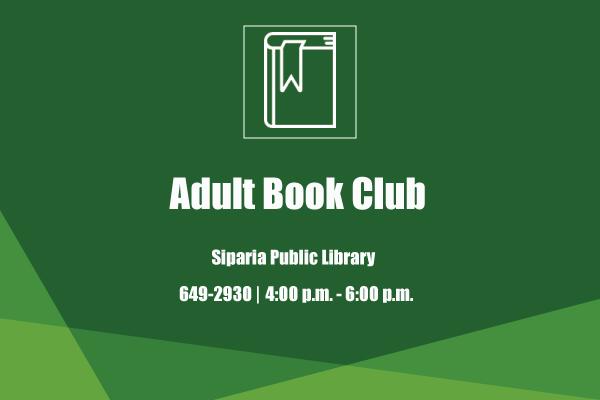 SIPARIA PUBLIC LIBRARY